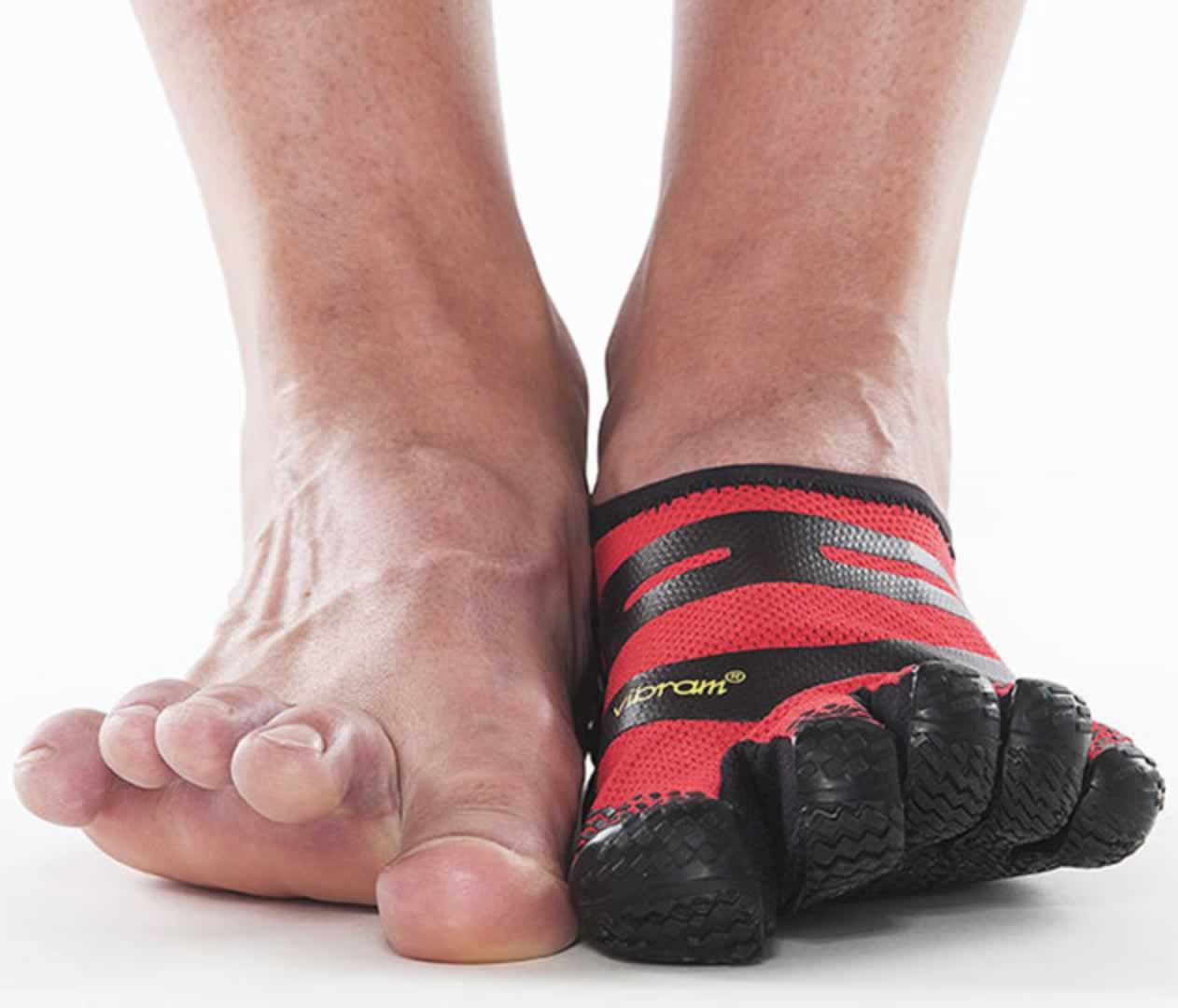 Product Review: Vibram FiveFinger Flow