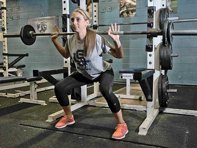 Lets Keep Our Female Athletes Squatting