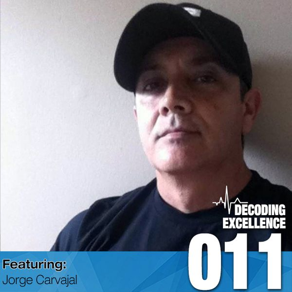 #011 Jorge Carvajal