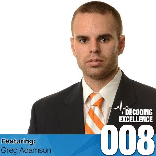 #008 Greg Adamson
