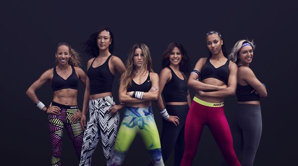 Nike's New Ad Campaign - Real Women