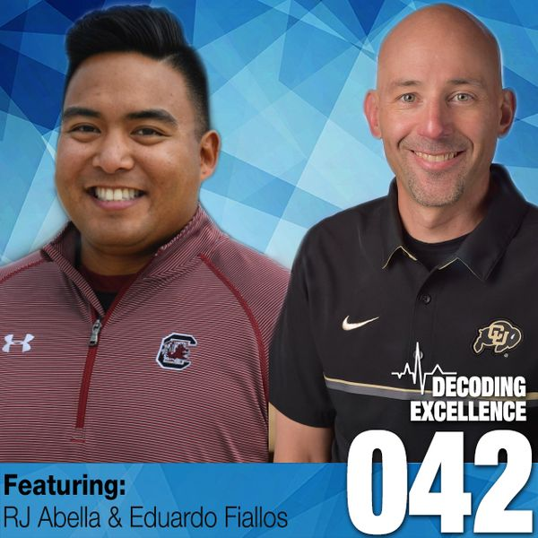 #042 Volleyball Roundtable with RJ Abella and Eduardo Fiallos